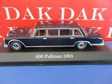 Die cast 1/43 Modellino Auto Mercedes 600 Pullman 1963