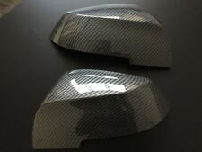 CARBON WING MIRROR COVERS BMW 1 2 3 4 SERIES F20 F21 F30 F31 F32 F33 F34 F36