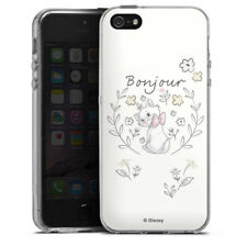 Apple iPhone 5s Silikon Hülle Case - Marie cute