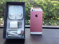 Apple iPhone 5s 16GB Custom Pink (Unlocked) Any Global Sim Card LTE Smartphone