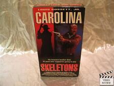 Carolina Skeletons (VHS, 1996) Louis Gossett Jr. Bruce Dern Screener