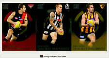 2011 Select AFL Infinity Signature300 Game Case Card Cc41s Bruce Doull-rare
