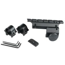 """RUGER MINI 14 SCOPE MOUNT WITH 1"""" LOW RINGS - TOP QUALITY / GENUINE B SQUARE"""