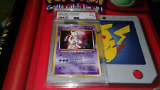 Pokemon Mewtwo CD Promo #150 PSA 9