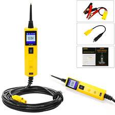 AUTOOL BT260 Electrical System Diagnostic Tool Automotive Circuit Tester LED