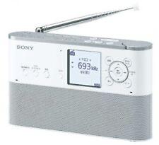 SONY ICZ-R250TV 8GB Portable Radio Recorder FM AM Wide FM Fast Ship Japan EMS