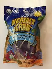 """FMR HERMIT CRAB COLORFUL SWIMMING POOL 4"""" PURPLE. FREE SHIP TO THE USA"""