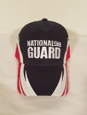 National guard ball cap hat, red white and blue. Brand New