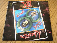 "JC 001 D ZIRE -  ETERNITY  7"" VINYL PS"