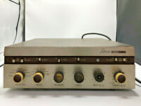 Vintage Eico ST70 Integrated Stereo Tube Amplifier Seems to be Working OK READ