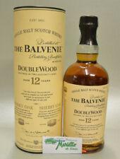 Single Malt Scotch Whisky THE BALVENIE 12 YO Double Wood cl. 70 43%vol