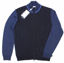 Zip Neck Thin Knit Jumpers & Cardigans for Men ARMANI
