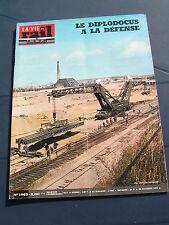 vie du rail 1974 1463 VIZILLE GIèRES BLONAY CHAMBY LEIGHTON BUZZARD LE VERDON