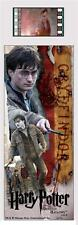 HARRY POTTER And The Deathly Hallows 2 Laminated MOVIE FILM CELL BOOKMARK New