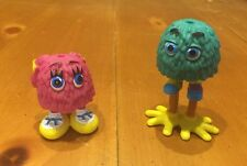 Vintage McDonald's Happy Meal Fry Guy Toys, 1989 (set of 2)