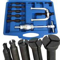 11pc Blind Holes Inner Bearing Puller Removes Pilot Bush Bearings Tool Kit