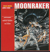 Moonraker-1979-Original Movie Soundtrack-Remaster 10  Track-CD