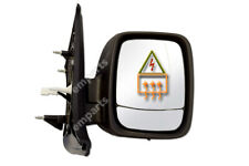 Vauxhall Vivaro Door Wing Mirror Electric Heated Right Driver Side O/S 2014 On