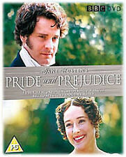 Pride And Prejudice (DVD, 2009)