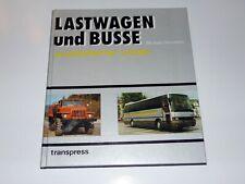 TRANSPRESS VEB Verlag  - 1988 - Lastwagen und Busse - sozialistischer Länder