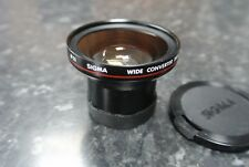 Sigma Wide Converter x0.5 for AF Video Camera