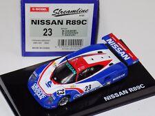 1/43 Q Model Nissan R89 C 1989 24 hours of LeMans Car #23 QMC-001