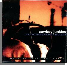 Cowboy Junkies - Floorboard Blues - New 1993 Promo CD Single!