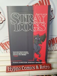 Stray Dogs TPB 1-5 Signed & Remarked By Tone Rodriguez! Image Comics