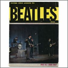 The Beatles 1964 New Zealand Tour Programme (New Zealand)
