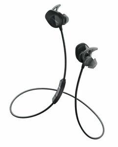 Bose SoundSport Wireless In-Ear Bluetooth Headphones Black