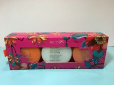 SANCTUARY SPA - COVENTRY GARDEN - ULTIMATE MOISTURE TRIO -5 OZ X 3 - NEW & BOXED