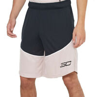 Under Armour UA HeatGear SC30 Mens 10 Inch Basketball Shorts L