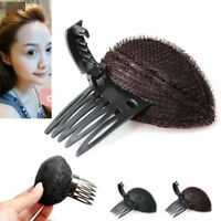 Hair Volume Increase Fluffy Puff Sponge Pad Clip Comb Insert Base DIY Styling