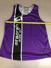 Borah Teamwear Womens Size Xxl 2xl Run Running Singlet (6910-126)