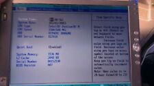 """Motion Computing LE1600 1.5GHZ Tablet  1.5GB RAM  30GB hard drive 12.1"""" Tablet"""