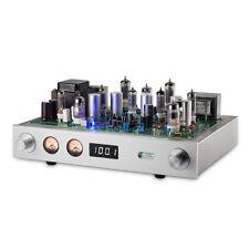 Vintage Valve Tube FM Radio Stereo Audio Receiver Amplifier for Passive Speakers