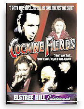 Cocaine Fiends - Sealed NEW DVD - Noel Madison