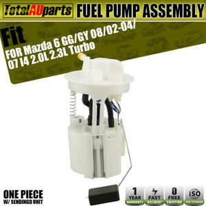 Fuel Pump Module Assembly for Mazda 6 GG GY Series 2002-2007 2.0L 2.3L Turbo LF