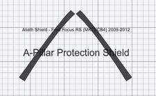 Ford Focus RS (MK2)(CB4) A-Pillar CLEAR Stone chip guard Protection Decal Foil