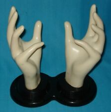 Htf! Unusual! 1990 Hand Stand Television Remote Control Holder