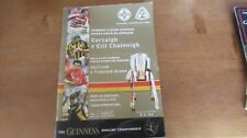 GAA 2006 All Ireland SHC Final programme