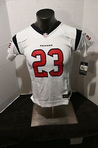 NIKE On-Field Houston Texans #23 Arian Foster Youth Sizes M-XL White Jersey NWT