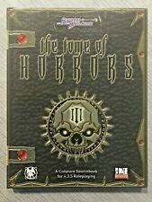 The Tome of Horrors 3, III, Sword & Sorcery, Necromancer Games D20, New, WW 8389