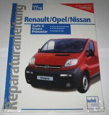Reparaturanleitung Opel Vivaro / Renault Trafic II / Nissan Primastar, bis 2004