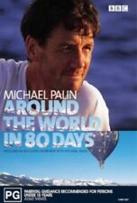 Around the World in 80 Days Michael Palin New 3xDVDs R4