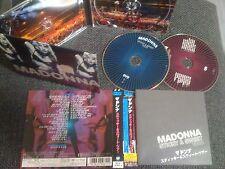 MADONNA / Sticky & Sweet Tour / JAPAN LTD CD&DVD OBI