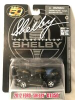 Shelby Collectibles 2012 Ford Shelby GT350 Black & Gold 1:64 Buy More Save More