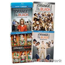 Orange Is The New Black: Series Complete Seasons 1 2 3 4 Box/BluRay Set(s) NEW!