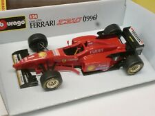 BURAGO 1/24 - FERRARI F1 F 310 1996 - MADE ITALY