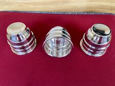 TOUR DE MAGIE CUPS AND BALLS, AUTHENTIQUE BRED SHERWOOD SILVER PLATE CUP!